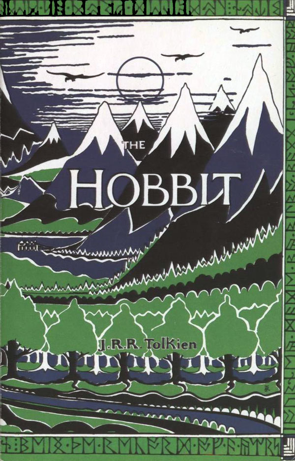 The Hobbit novel paperback
